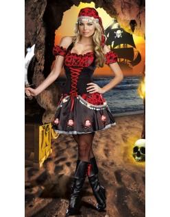 Halloween Kostumer Passion Pirat Kostume