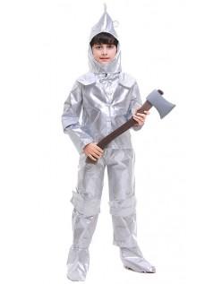 Tin Man Kostume Børn Troldmanden fra Oz Kostumer