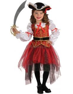 Piger Prinsesse Hav Pirat Kostume Til Børn
