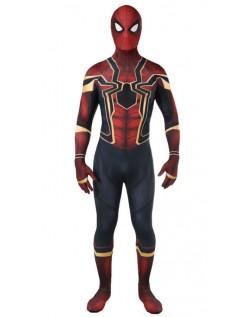 Avengers 3 Homecoming Spiderman Kostume Voksne