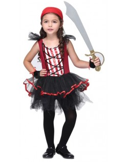 Nyhed Piger Pirat Kostumer Til Halloween