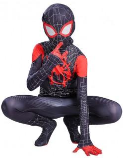 Spiderman Kostume Voksne Barn Spider Man Into the Spider Verse