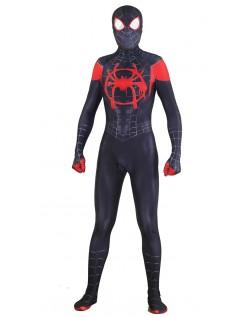 Spiderman Kostume Spider Man Into the Spider Verse Voksne