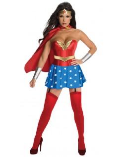 Frække Wonder Woman Kostume Til Voksne