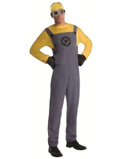 Grusomme Mig Dave Minions Kostume til Mand