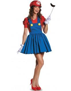 Super Mario Kostume Blikkenslager Mario Kostume Kvinder