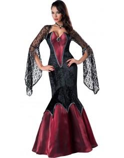 Halloween Fishtail Vampyr Kostume