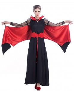 Kvinders Bratte Vampyr Kostume