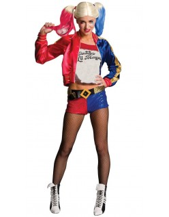 Suicide Squad Harley Quinn Kostume Til Voksne