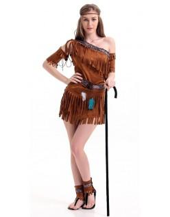 Pow Wow Halloween Indianer Kostume