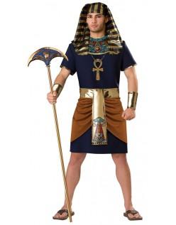 Gamle Egyptisk Farao Kostume til Voksne