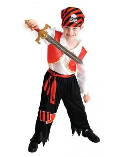 Frække Drenge Pirat Kostume Halloween Kostumer Børn