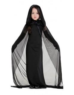 Mørk Guiden Vampyr Hekse Kostume Til Børn
