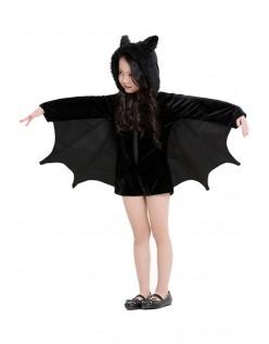 Halloween Vampyr Bat Kostume Til Piger