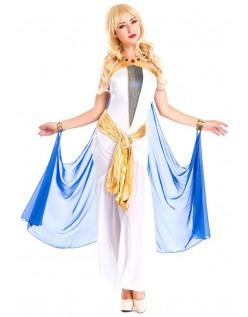 Kongelig Egyptisk Prinsesse Kleopatra Kostume