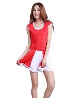 Charmerende Cheerleader Kostume