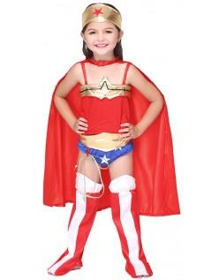 Wonder Woman Kostume Til Børn