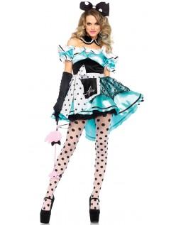Alice i Eventyrland Kostume Dejlige Alice Kostume