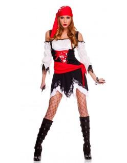 Frække Pirat Kostume Halloween Kostumer
