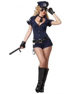 Arresteringsdragt Kostume Til Voksne
