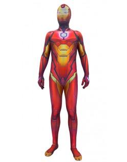 Marvel Iron Man Kostume Superhelte Kostumer til Voksne