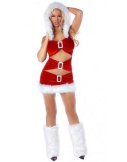 Super Frække Hættetrøje Julekostume