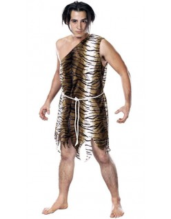 Udklædning Jungle Indianer Kostume til Mænd