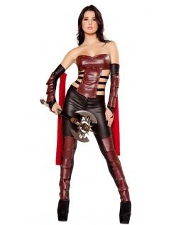 Frække Romersk Kostume Kriger Kostume Til Kvinder