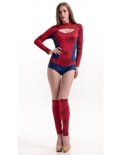 Superhelte Spidergirl Kostume