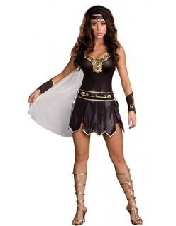 Frække Babe Kriger Gladiator Kostume