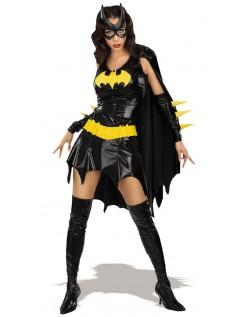 DC Comics Batgirl Kostume Til Voksne
