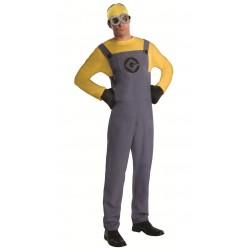 Grusomme Mig Dave Minions Kostume til Mand